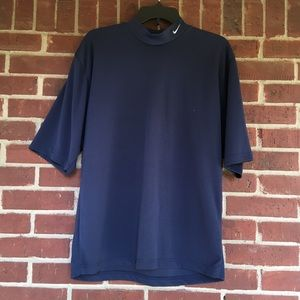 Nike Men dark blue shirt size medium